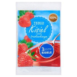 Tesco Kisiel o smaku truskawkowym