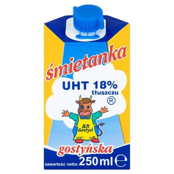 SM Gostyń Śmietanka gostyńska 18%