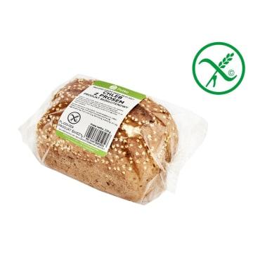 PUTKA Bezglutenowy chleb z prosem
