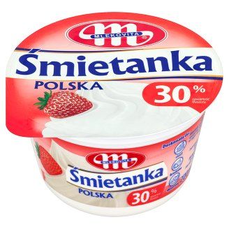 Mlekovita Śmietanka Polska 30%
