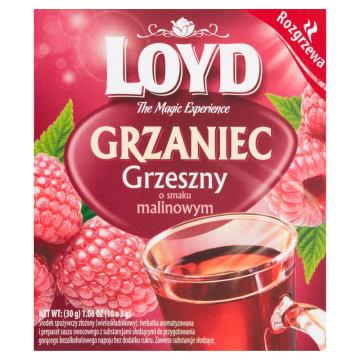LOYD TEA Grzaniec Grzeszny Malinowy