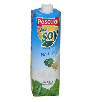 Pascual Vive Soy Natural Napój Sojowy Naturalny