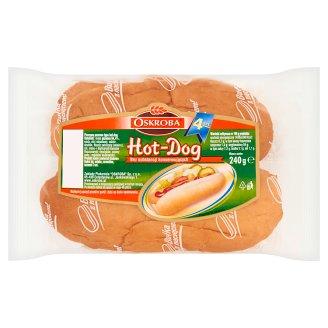 Oskroba Hot-Dog Pieczywo pszenne