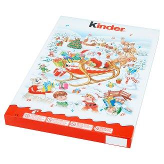 Kinder Kalendarz adwentowy