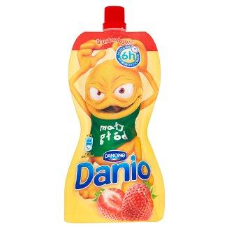 Danone Danio Serek homogenizowany truskawkowy