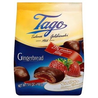 Tago Pierniki z nadzieniem truskawkowym
