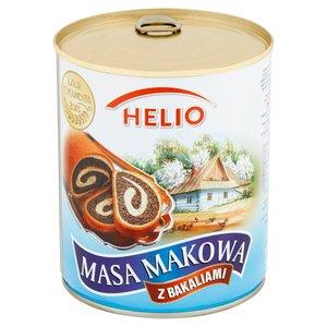 Helio Masa Makowa Z Bakaliami