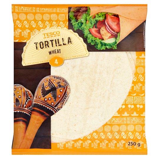 Tesco Tortilla Placki pszenne