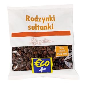Eco+ Rodzynki