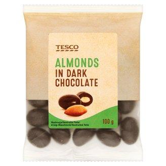 Tesco Migdały w czekoladzie