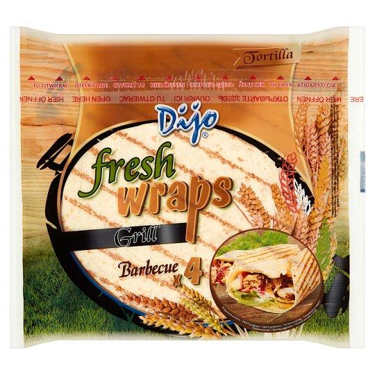 Dijo Tortilla placki pszenne grillowane
