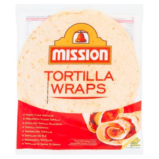 Mission Tortilla Wraps Tortilla pszenna