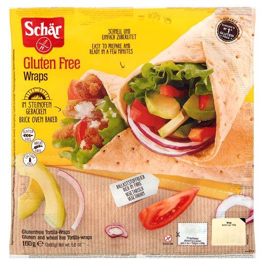 Schär Wraps Bezglutenowa tortilla