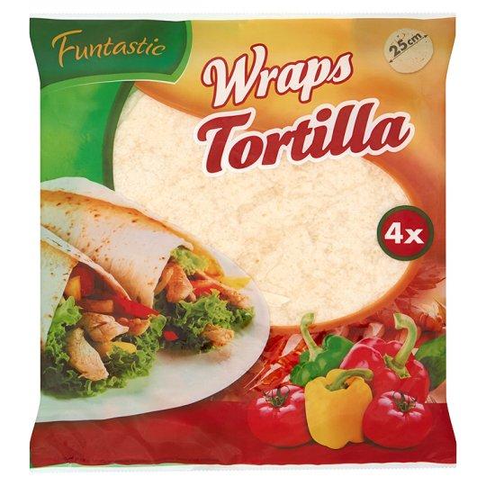 Funtastic Wraps Tortilla