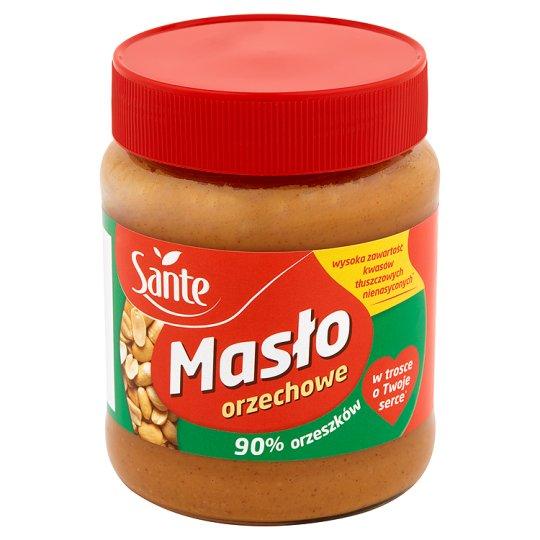 Sante Masło orzechowe 90% orzeszków