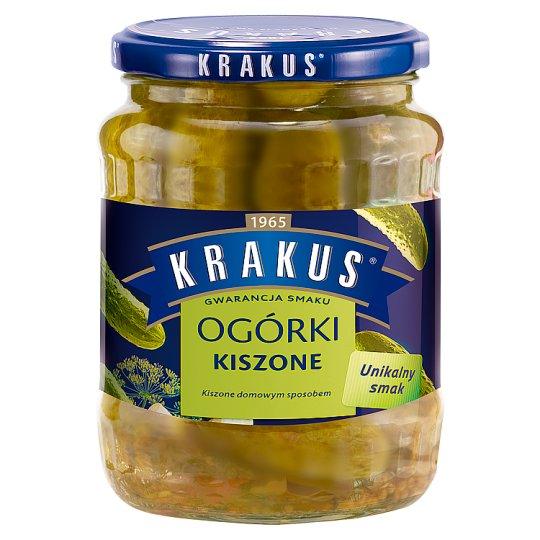 Krakus Ogórki kiszone
