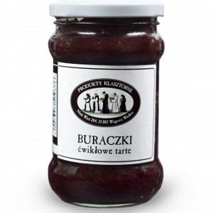 Produkty Klasztorne Buraczki Ćwikłowe Tarte