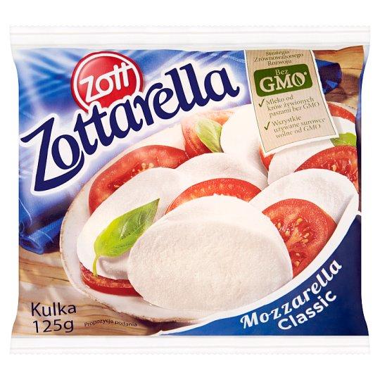 Zott Zottarella Classic Ser mozzarella kulka