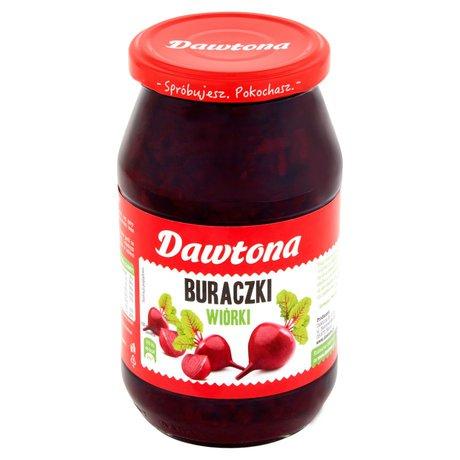 Dawtona - Buraczki domowe wiórki