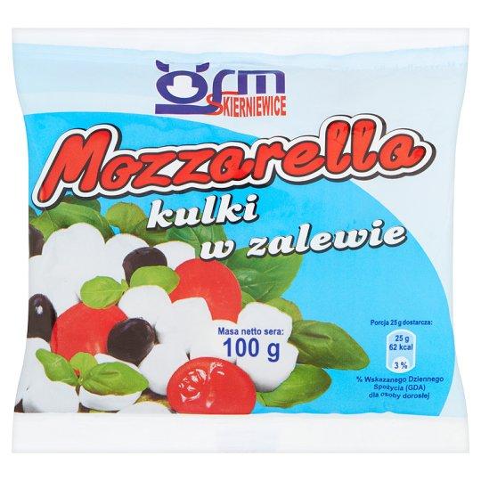 OSM Skierniewice Mozzarella kulki w zalewie