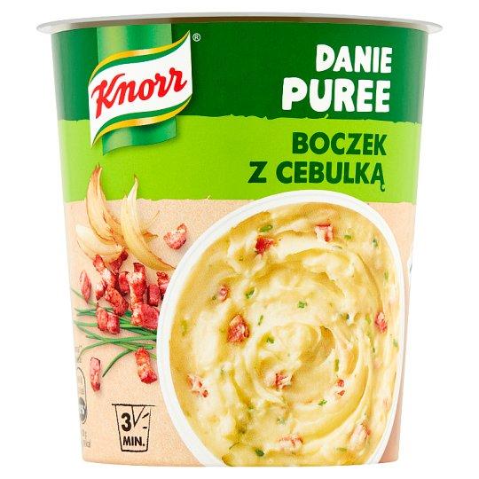 Knorr Danie Puree boczek z cebulką