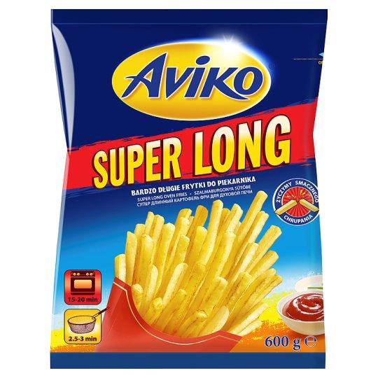 Aviko Super Long Bardzo długie frytki do piekarnika