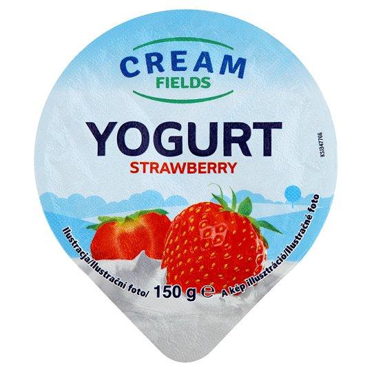 Cream Fields Jogurt truskawkowy