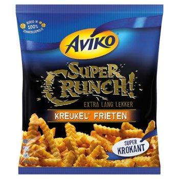 Aviko Super Crunch Ekstra chrupiące karbowane frytki