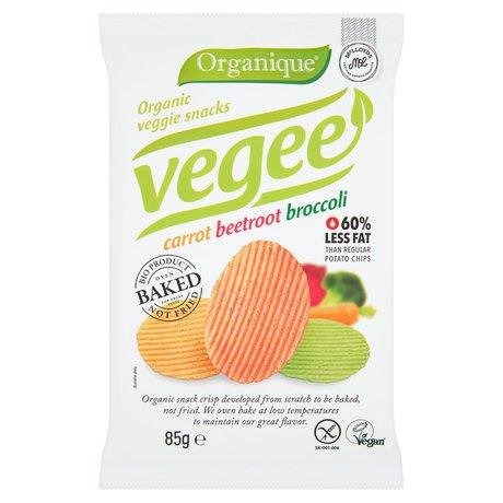 McLloyd's - Chipsy wegetariańskie bezglutenowe