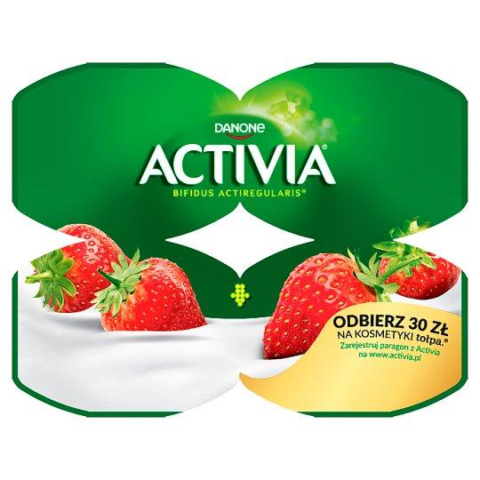 Danone Activia Jogurt truskawka