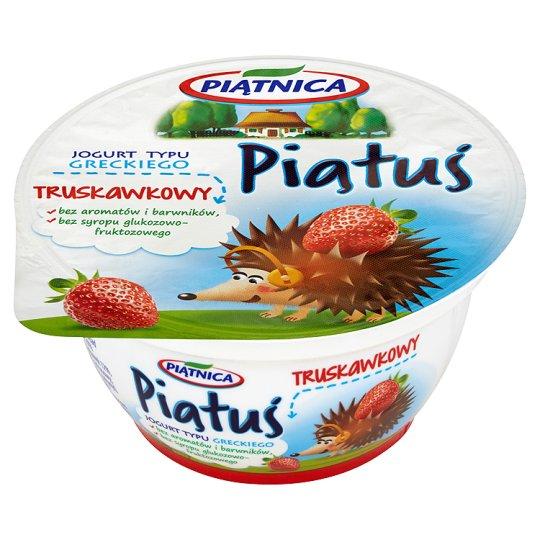 Piątnica Piątuś Jogurt typu greckiego truskawkowy