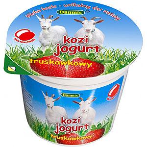 Danmis Kozi Jogurt Truskawkowy