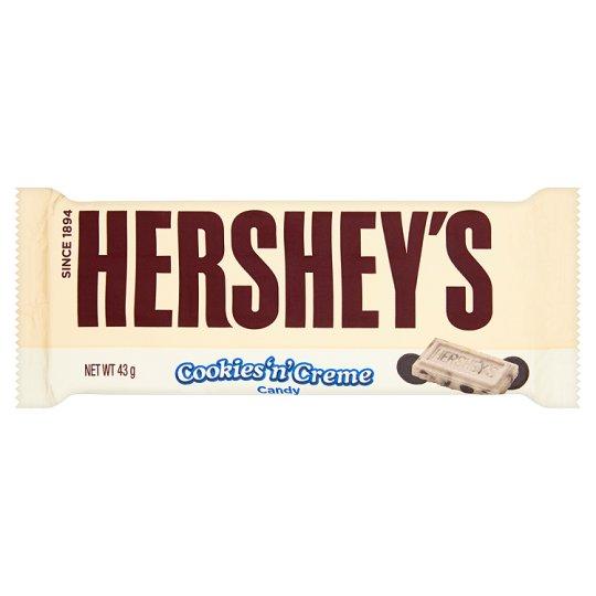 Hershey's Biała czekolada z dodatkiem ciasteczek