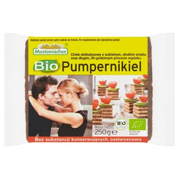 Mestemacher Bio Pumpernikiel