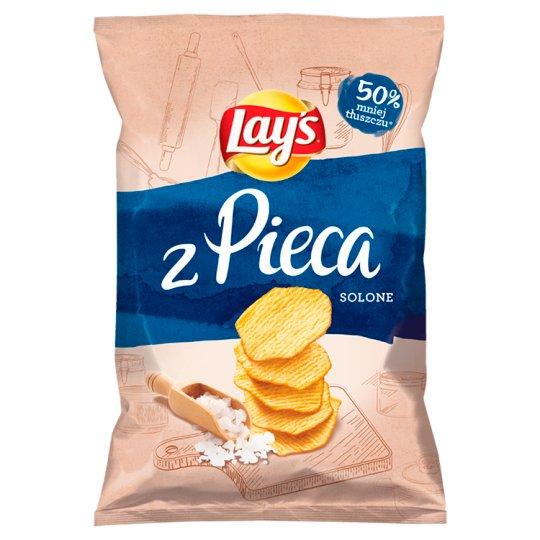 Lay's z Pieca Pieczone chipsy ziemniaczane solone