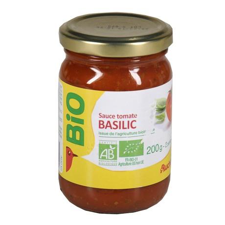 Auchan - Sos pomidorowy z bazylią