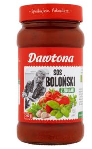 Dawtona Sos boloński z ziołami