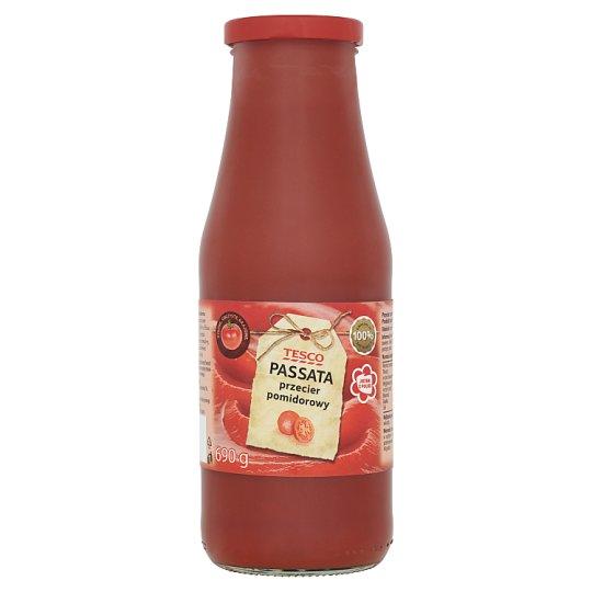 Tesco Passata Przecier pomidorowy