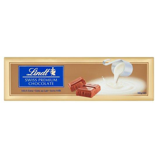 Lindt Szwajcarska czekolada mleczna
