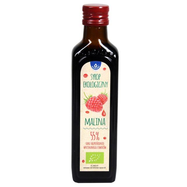 Oleofarm - Malina syrop ekologiczny