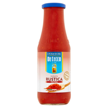 DE CECCO Passata Rustica Przecier pomidorowy