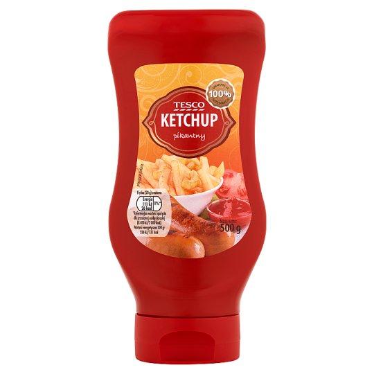 Tesco Ketchup pikantny