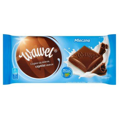 Wawel - Czekolada Jagielońska mleczna 30% kakao