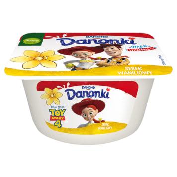 DANONE Danonki Serek o smaku waniliowym