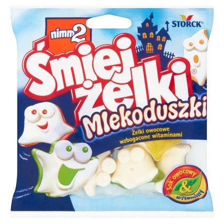 nimm2 - Śmiejżelki Mlekoduszki żelki owocowe