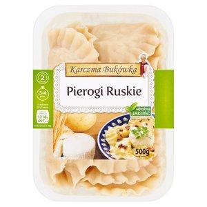 Karczma Bukówka Pierogi Ruskie
