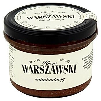 Baton Warszawski Krem Warszawski śniadaniowy
