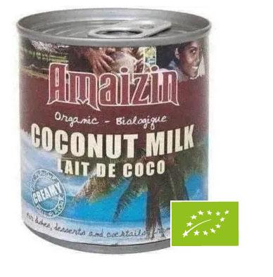 AMAIZIN Mleko kokosowe 17% BIO