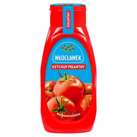 Włocławek Ketchup pikantny