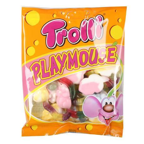 Trolli - Playmouse żelki o smaku owocowym